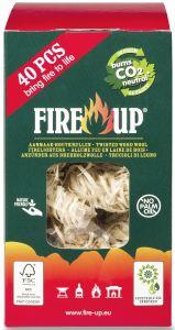 Ecologische houtkrullen – 40 stuks