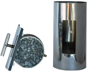 ABCAT® houtrookfilter Ø130mm – 30cm