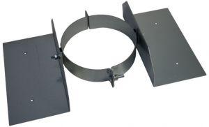 Dakbevestigingsbeugel voor dubbelwandig Ø150/200mm