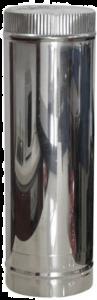 Dubbelwandige pijp Ø150/200mm – 30cm