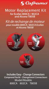 Ecofan® motor kit voor de 800