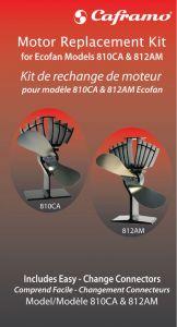 Ecofan® motor kit voor de 810