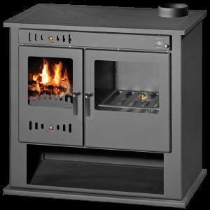 Floris Alfredo houtkachel met oven
