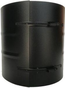 Klemband voor dubbelwandig Ø150/200mm - 20cm breed