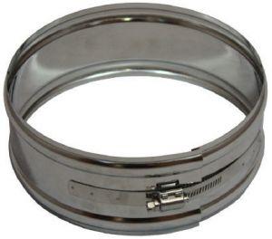 Klemband voor dubbelwandig Ø150/200mm