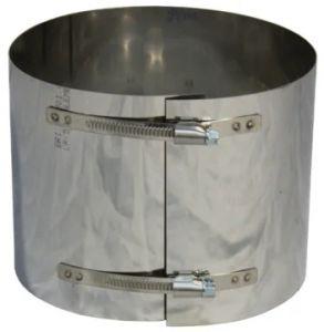 Klemband voor flexibel Ø110mm