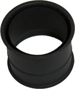 Dikwandige nisbus Ø150mm (zwart)