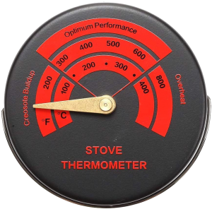 GalaFire pijp thermometer