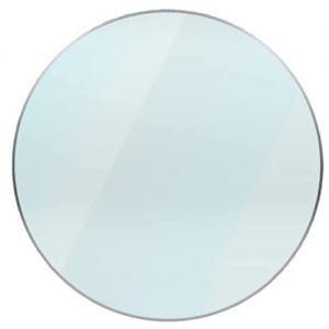 Ronde glazen vloerplaat Ø80 cm