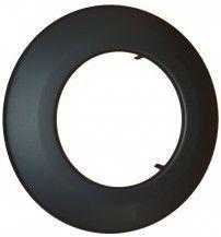 Dikwandig rozet Ø130mm – 11cm (zwart)
