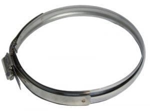 Klemband voor enkelwandig Ø150mm