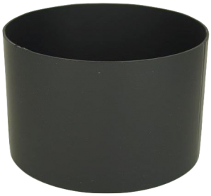 Dikwandig aansluitstuk voor kachel Ø150mm